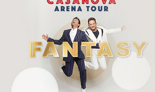 Fantasy - Schlagerduo - Casanova Arena Tour Bild:Oeticket