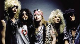 Guns n Roses Pressefoto - (c) Universal Music
