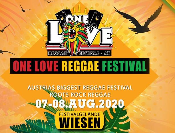 One Love Festival - Bild: Oeticket