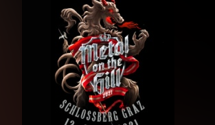 Metal on the Hill - Metal Festival in Graz 2021 Bild:oeticket.com