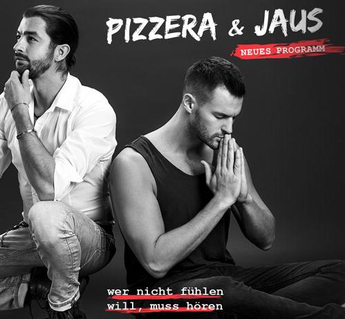 Pizzera & Jaus Kabarett Programm!  Bild:oeticket.com