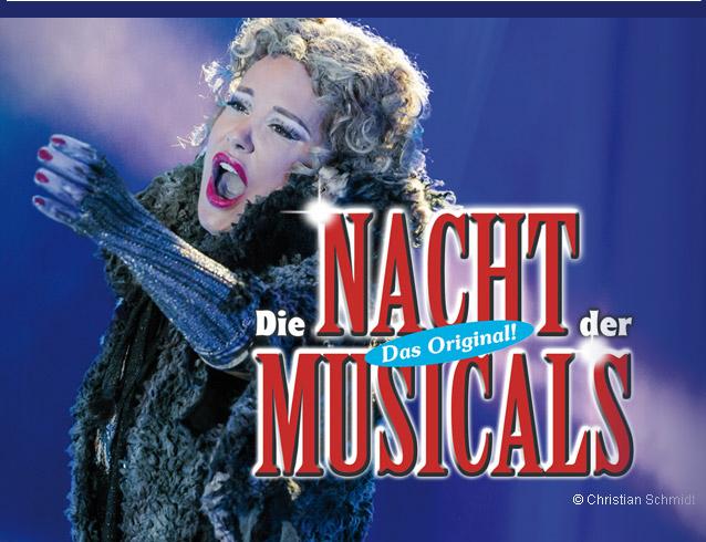 Die Nacht der Musicals Bild: oeticket.com