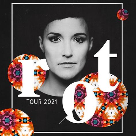Ina Regen - ROT Tour in Österreich 2021 Bild: oeticket.com