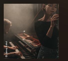 Ana Cop & Thilo Seevers - Jazz - Generalihof Graz Bild:oeticket.com