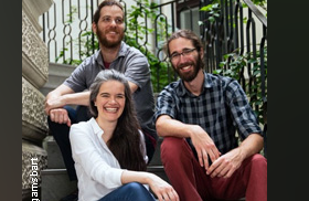 Eloa Trio - Jazz in Graz - Generalihof Bild: oeticket.com